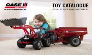 Case IH toy catalogue Hutton Northey