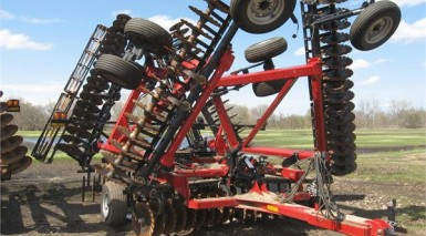 Tillage & Seeding