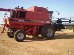 Used Combine Harvesters for Sale in Western Australia
