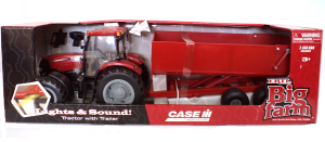 Puma® 180 Tractor with Wagon. Case IH Toy