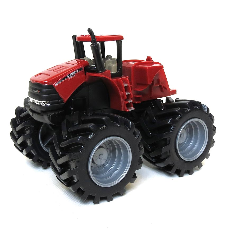 """5"""" Monster Treads 4WD Tractor. Case IH Toys"""