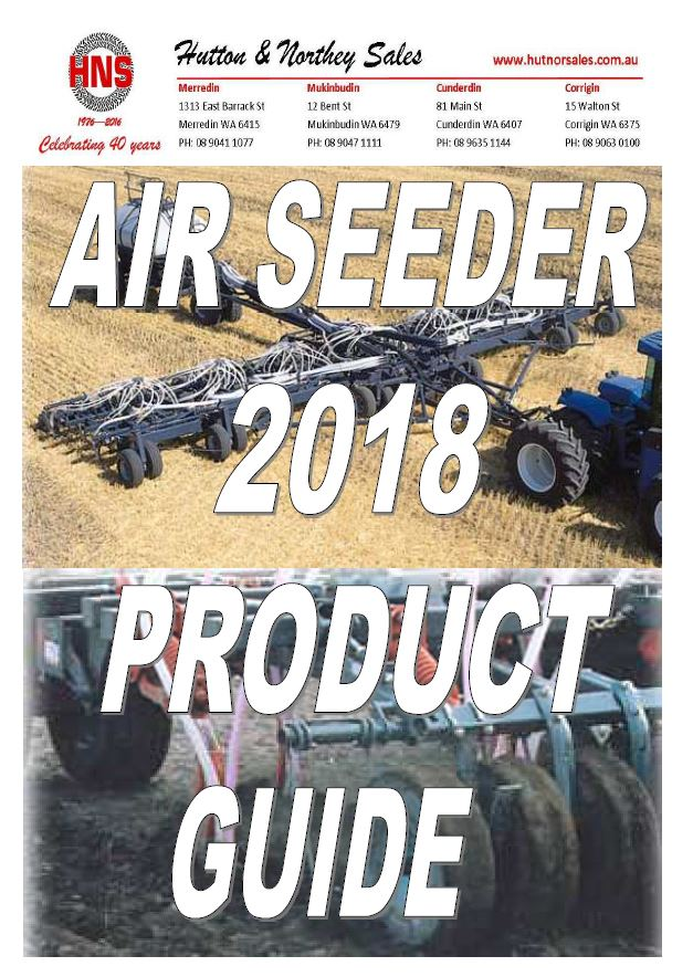 Air Seeder Specails 2018 HNS